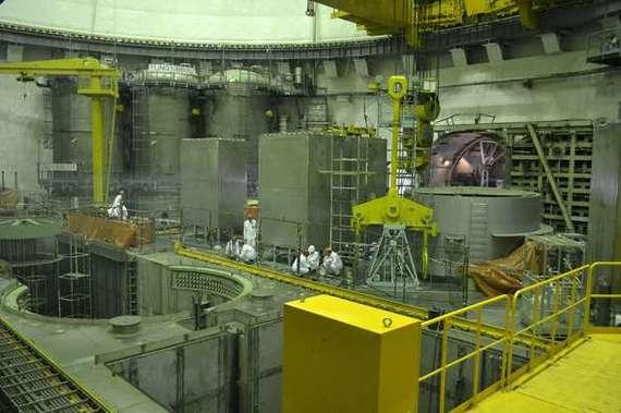 Российские атомщики научились отжигать... АЭС, Росатом, Атомная энергетика, Мирный атом, Прогресс, Длиннопост