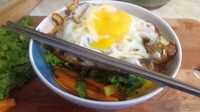 Как приготовить корейское блюдо пибимпаб Рецепт, Рецепты пошагово, Корейская кухня, Пибимпаб, Фоторецепты, Длиннопост