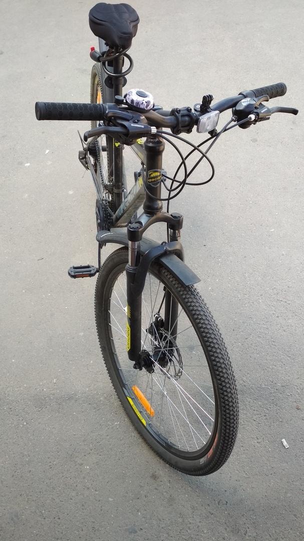 Два колеса родом из детства или Десна наносит ответный удар. Велосипед, Велосипедист, Обзор, Краснодар, Десна, СССР, Длиннопост