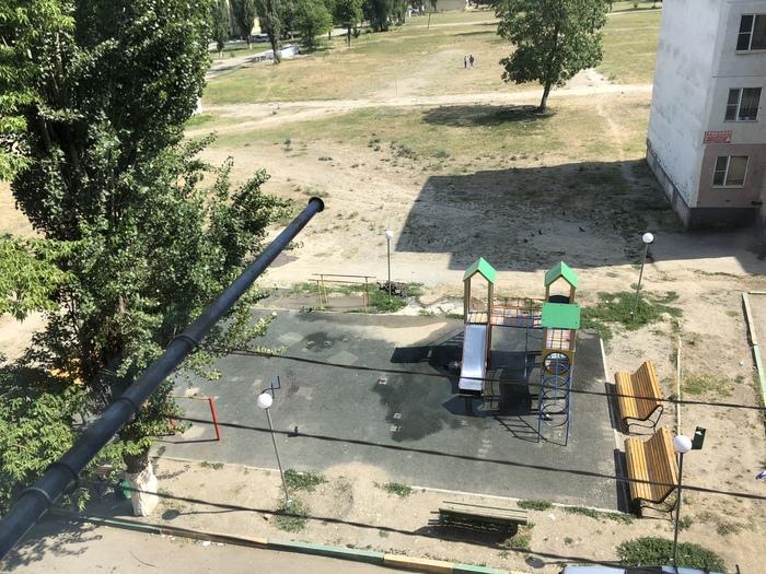 Дерьмовая площадка Детская площадка, Канализация, Некоторое дерьмо, Чистый город