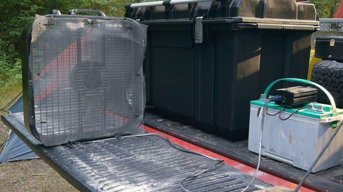 Австралийская мухоловка-3: борьба с москитами на болотах Луизианы длиннопост, перевод, москиты, комары, австралийская ловушка, самоделки