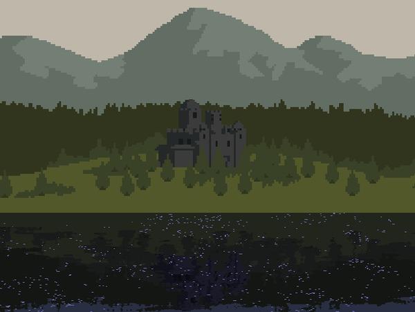 2D Water в Unity 3D Unity3d, Pixel Art, Шейдеры, Gamedev, Длиннопост, Гифка