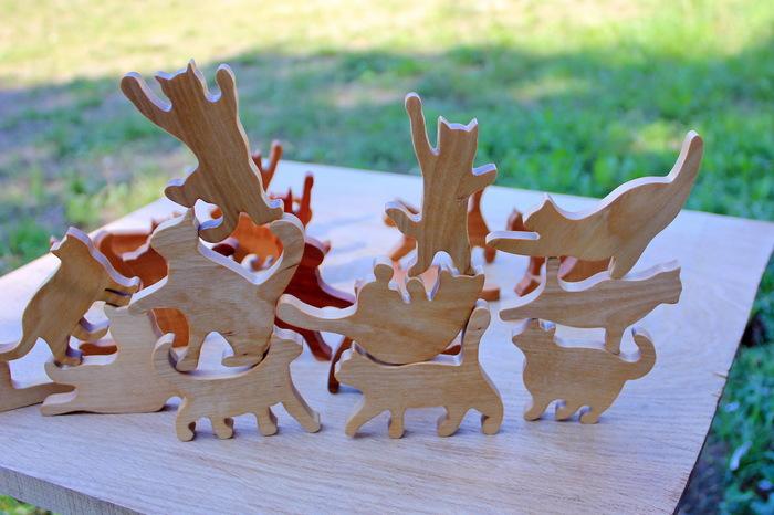 Моя деревянная кото дженга! Кот, Дженга, Котодженга, Настолки, Настольные игры, Балансир, Игрушки для взрослых, Авторская игрушка, Длиннопост