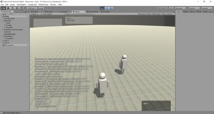 Zeal — Прогресс за год Unity3d, Gamedev, Indiedev, Компьютерные игры, Длиннопост
