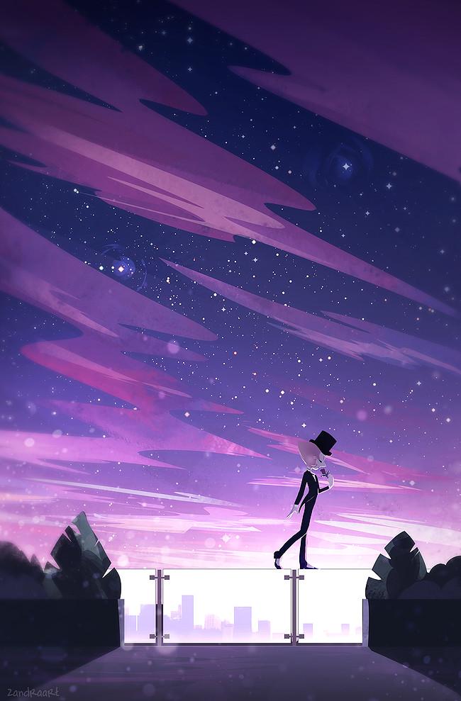 It's over… isn`t it? Steven Universe, Pearl, Арт