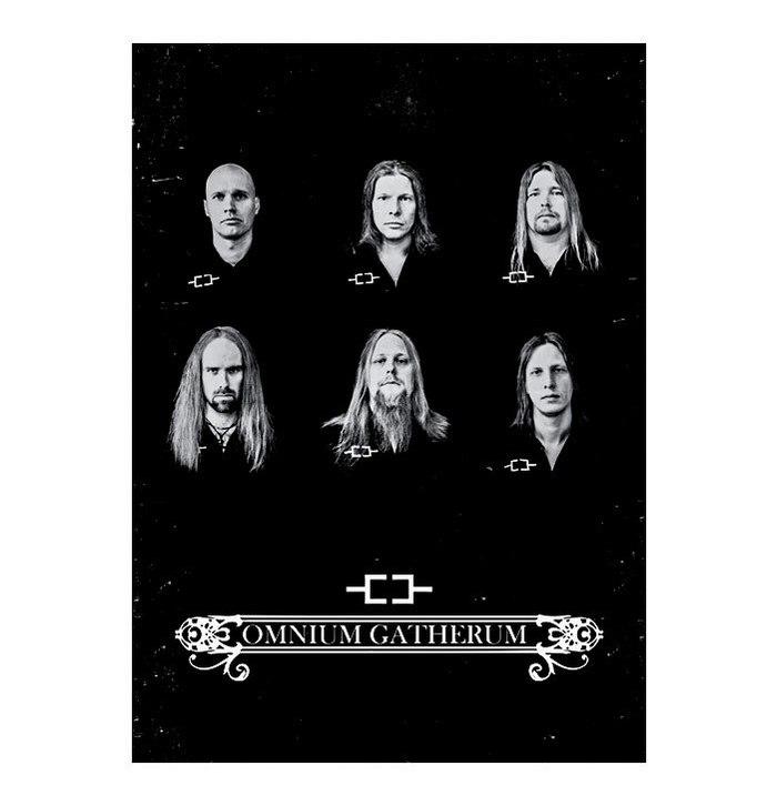 "О группе ""Omnium Gatherum"" Omnium Gatherum, Melodic death metal, Финляндия, Видео, Длиннопост"