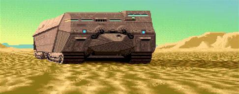 Dune II (SEGA1994) Dune The Battle For Arracis, Dune 2, Dune II, Battle for Arrakis, sega, sega mega drive, Spice, гифка, длиннопост