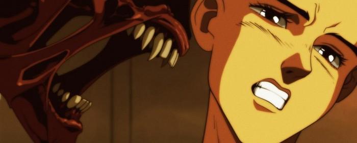 Русский художник создал аниме-версии известных фильмов ужасов Я знаю чего ты боишься, Ужасы, Аниме, Арт, Хоррорзон, Мгла, Челюсти, Длиннопост, Ahriman