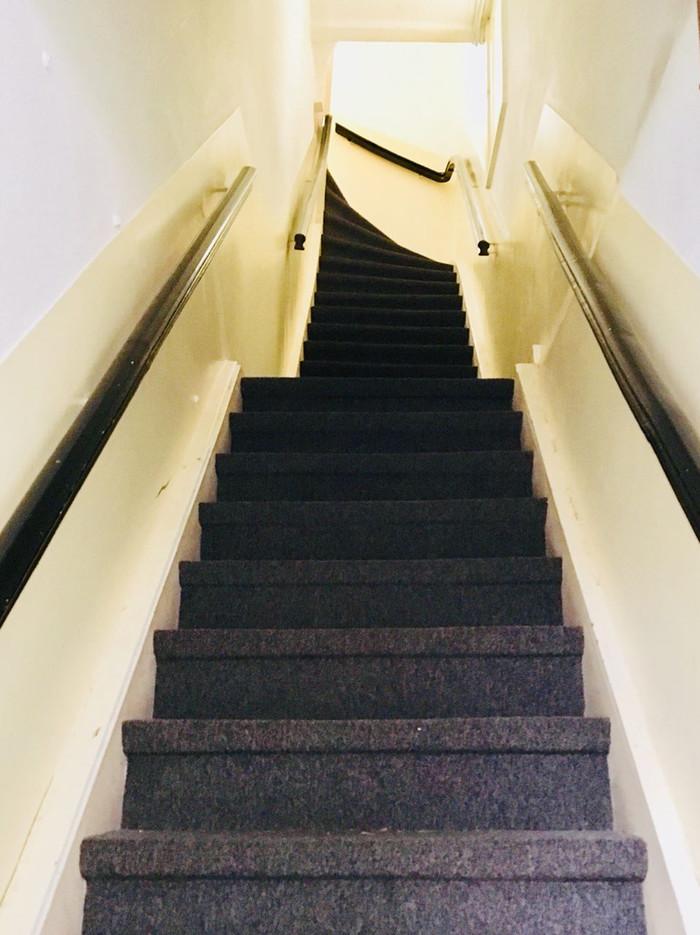 Доступная среда vs безумные лестницы Амстердама Амстердам, Нидерланды, Лестница, Доступная среда, Длиннопост