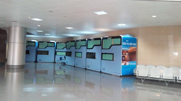Капсульный отель капсульный отель, Ханой, аэропорт, длиннопост