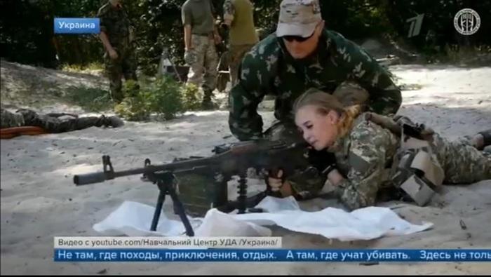 Школа ненависти Украина, Политика, Нацизм, Ненависть, Война, Азов, Правый Сектор, Дети, Видео, Длиннопост