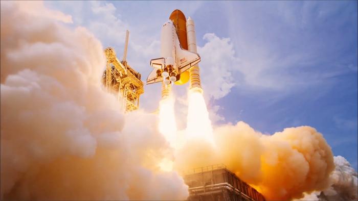 Про самый мощный ракетный двигатель Ракета, Space Shuttle, Шаттл, Двигатель, Гифка, Длиннопост