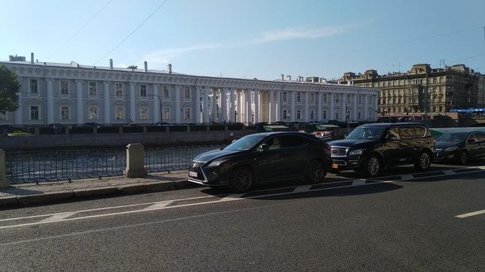 Сделали значит в Питере велодорожки... Велосипед, Санкт-Петербург, Велодорожка, Стопхам, Неправильная парковка, Длиннопост