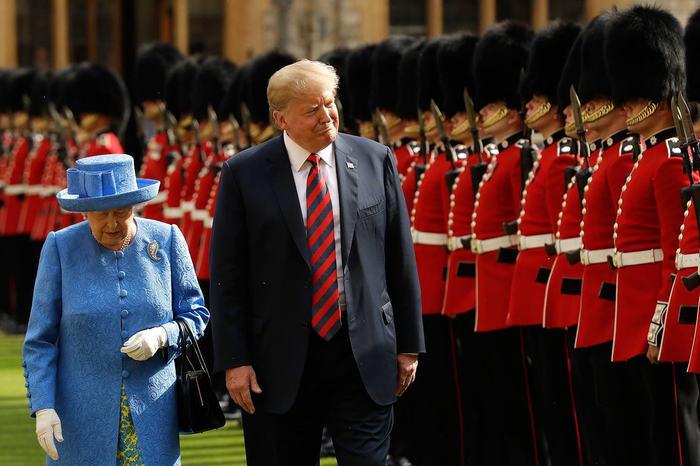 Елизавета II и президенты США. Елизавета II, президент, президенты США, президенты России, США, Англия, Россия, время летит, длиннопост