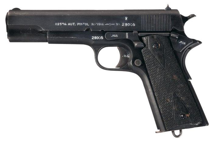 Норвежский Кольт 1911 кольт, Оружие, пистолеты