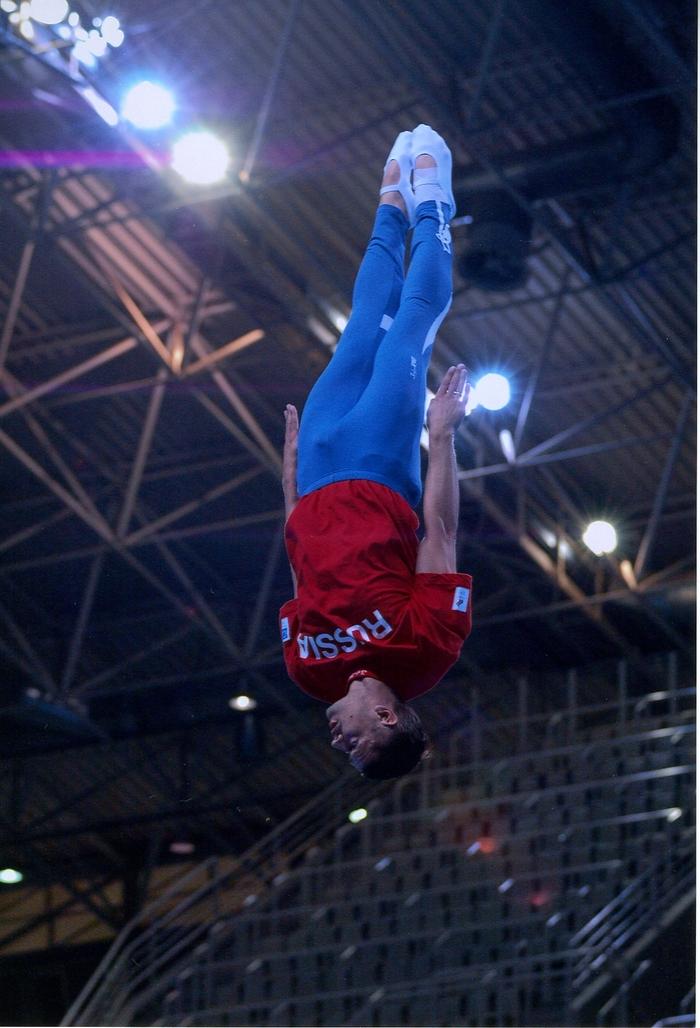 Знаете ли вы, что первый в истории Олимпийский чемпион по прыжкам на батуте россиянин? Спорт, Олимпийский чемпион, Первый, Чемпион мира, Знаете ли вы, Реальная история из жизни, Длиннопост