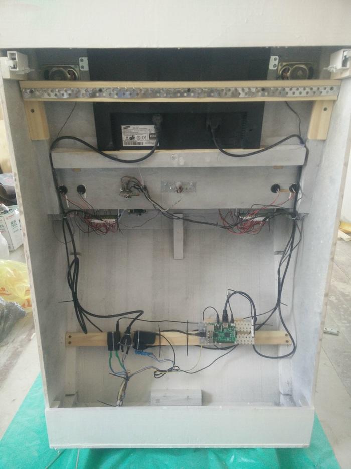 Аркадный автомат своими руками Игровые автоматы, Игровой автомат, Длиннопост, Сборка, Своими руками, Аркадные автоматы