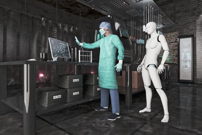 Китайский ИИ Beats Doctors может диагностировать опухоли головного мозга искусственный интеллект, Медицина, Китай