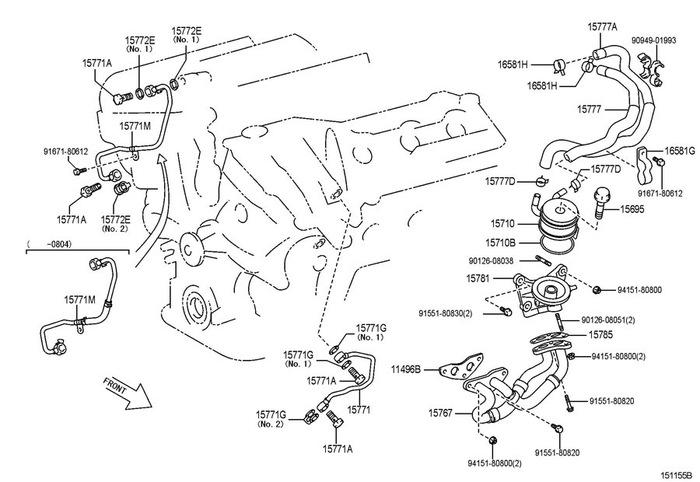 Двигатели 2GR-FE и их болячки lexus, toyota, 2gr, ремонт авто, поломка, видео, длиннопост, авто