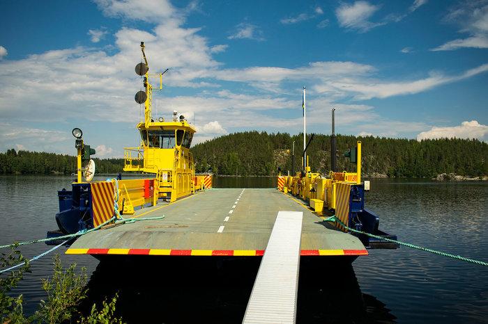 Из путешествия по Финляндии Фотография, Природа, Финляндия, Кемпинг, Путешествия, Длиннопост