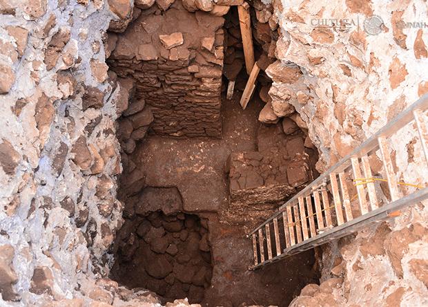 Землетрясение обнажило древний храм ацтеков. Новости, Древний храм ацтеков, Мексика, Археологи