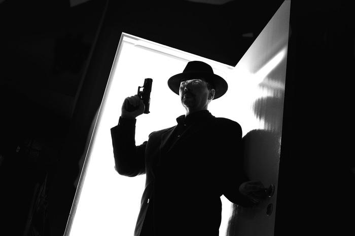 Глава I. Без названия. Нуар, Детектив, Художественное произведение, 50-е, Длиннопост