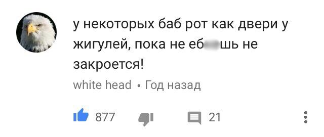 Комментарий к одному из видео на Youtube :D