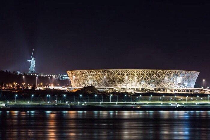 Арена ЧМ-2018 в Волгограде будет называться «Победа» Волгоград, Чемпионат мира, Капитан Врунгель, Длиннопост