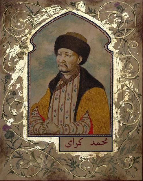 Мехмед-Гирей – хан, проигравший в шахматы. История, Крымское ханство, Казанское ханство, Длиннопост