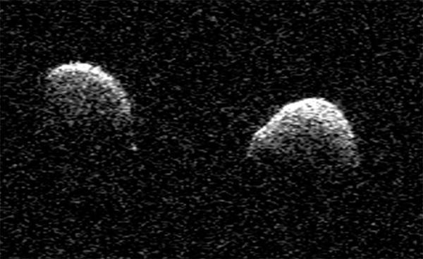Парный астероид или стоит присмотреться. Астероид, Колония, Циклер, Космические путешествия, Длиннопост, Моё, Гифка, Kerbal Space Program
