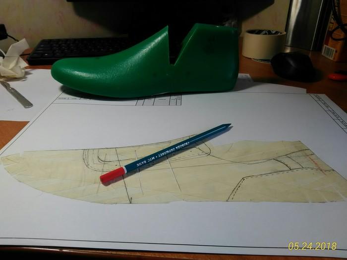 Учусь помаленьку. Мужская обувь, Сапожник, Рукожоп, Кожа, Ручная работа, Опыт, Длиннопост