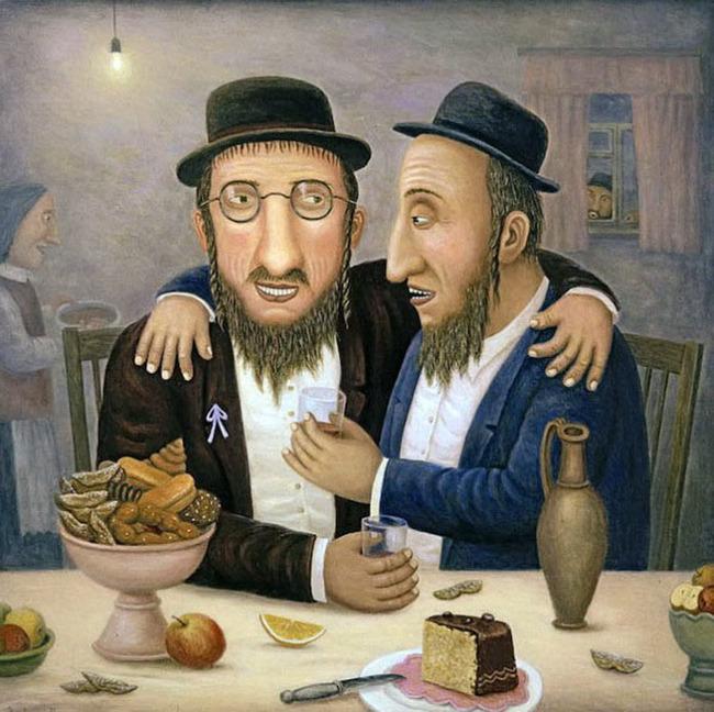 Кошерные кальмары Еврейские шуточки, Кошерно- не кошерно, Кальмары- не кальмары