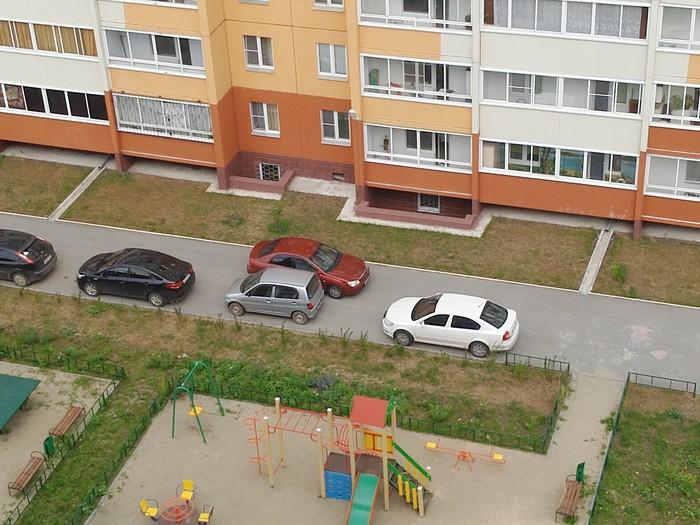 Это мое место... Неправильная парковка, Наглость, Олень, Длиннопост