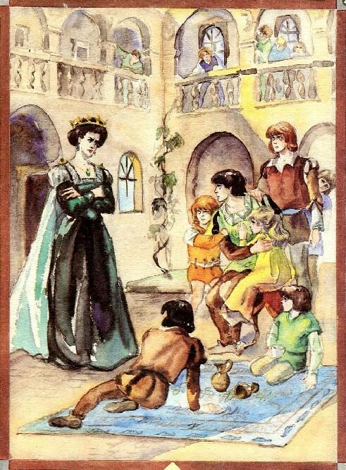 Ищу книгу из детства Ищу книгу, Иллюстрации, Детские книжки, Книжная лига, Книжный магазин, Дикие лебеди, Длиннопост