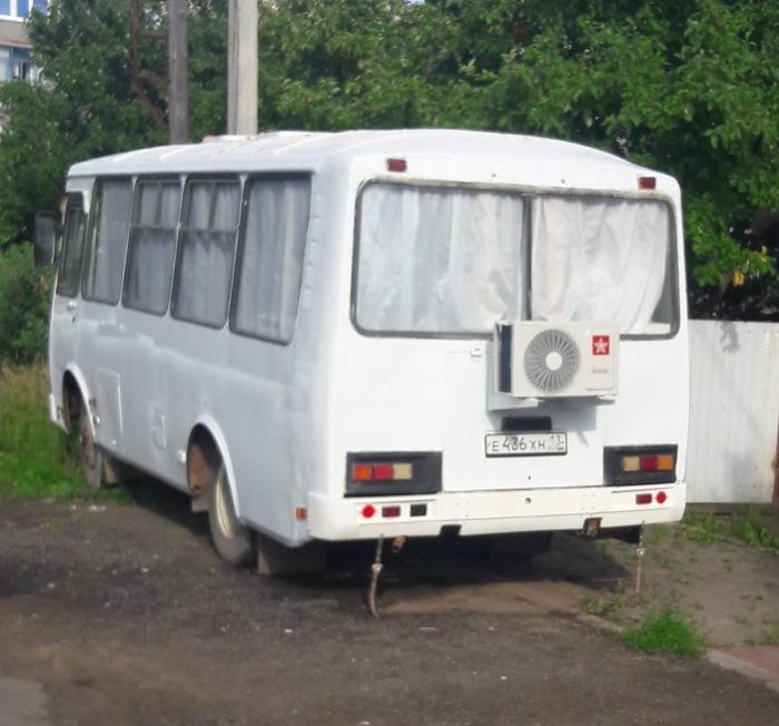 Люксовый автобус