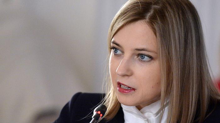 «Единая Россия» выяснит, почему Поклонская голосовала против пенсионного закона Политика, Поклонская, Госдума