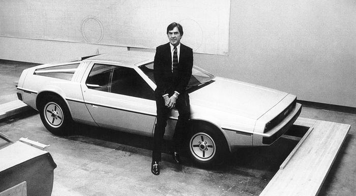 Трагическая и красивая судьба DeLorean DMC-12 Livejournal, Delorean, Джон Делореан, Назад в будущее, Назад в будущее 2, Длиннопост