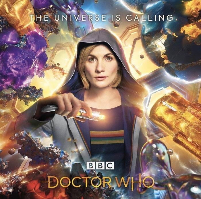 Первый трейлер 11 сезона Доктора Кто Доктор кто, Джоди уиттакер, Тринадцатый доктор, Видео
