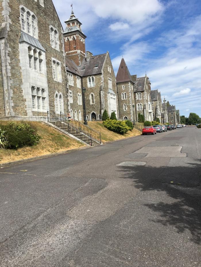 Ирландия финал Ирландия, Корк, Тюрьма, Замок, Путешествия, Длиннопост