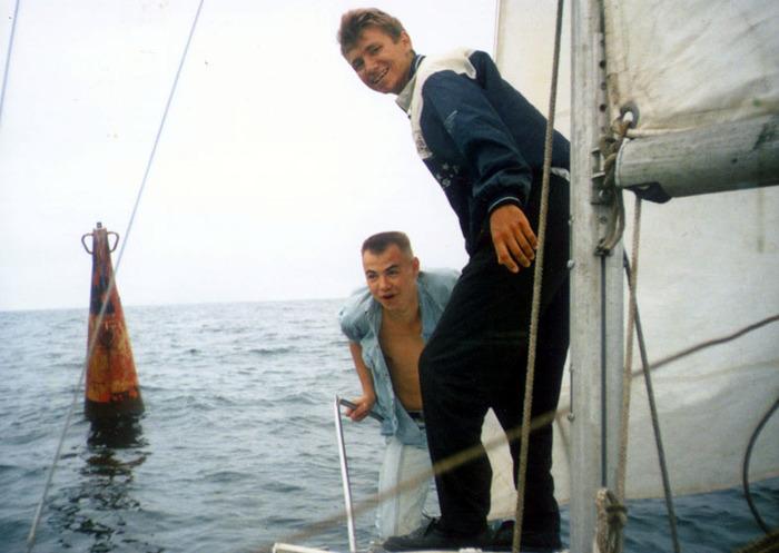Паруса.... Море, Парусник, Яхта