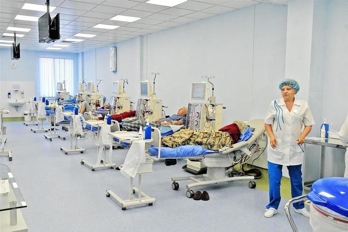 В Самаре открыт диализный центр на территории горбольницы №10 Модернизация здравоохранения, Самарская область