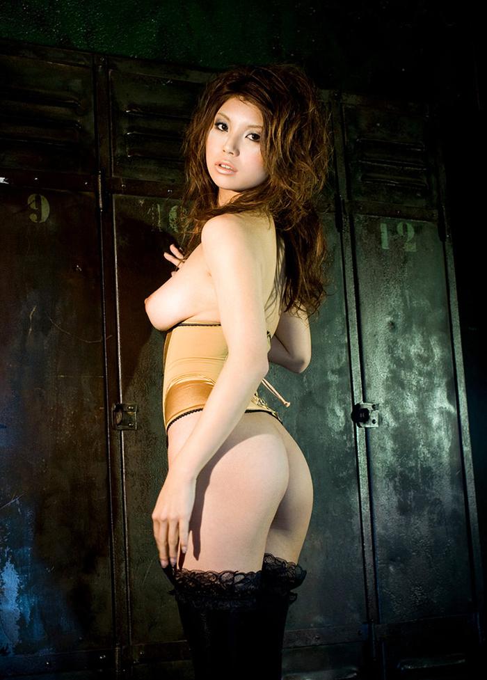 Азиаточки #8 (Azumi Harusaki) Азиатка, Красивая девушка, Сиськи, Длиннопост