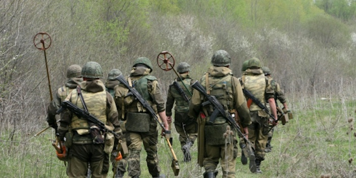 Сапёрам 166 мотострелковой бригады... Чечня, Война, Сапер, 166 мотострелковая, Военные мемуары, Длиннопост