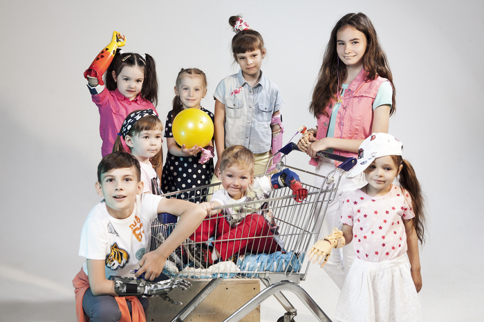 Детские протезы: красота на новый лад Дети, Киборги, Здоровье, Протезирование, Длиннопост