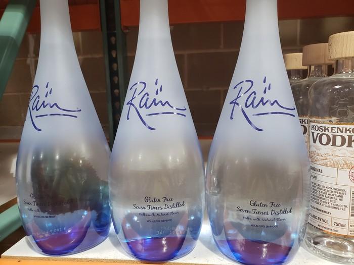 И в Техасе есть боги водко-маркетинга Водка, Маркетинг, Техас