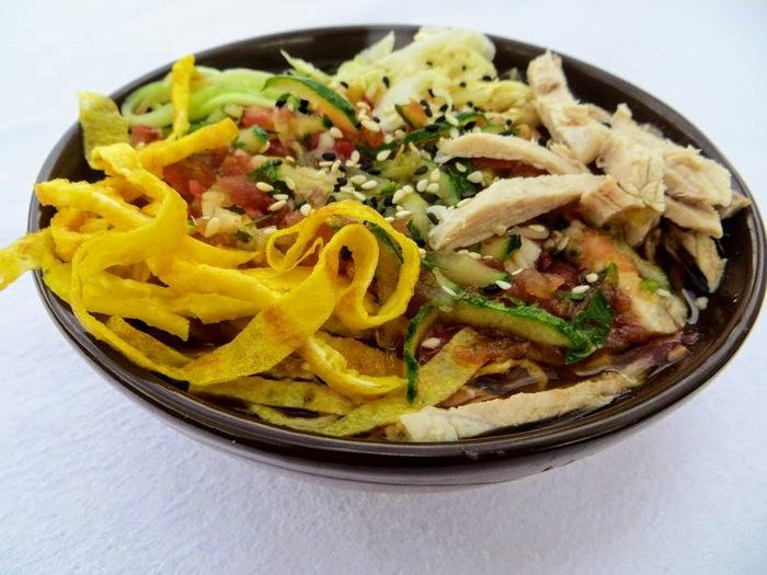 Корейский холодный суп Кукси Еда, Вкусно, Приготовление, Корейская кухня, Рецепт, Суп, Другая кухня, Длиннопост, Видео рецепт, Видео