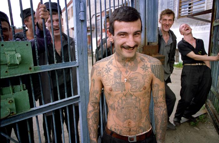 Тысячи заключенных вРоссии выйдут насвободу Фсин, Освобождение, Тюрьма