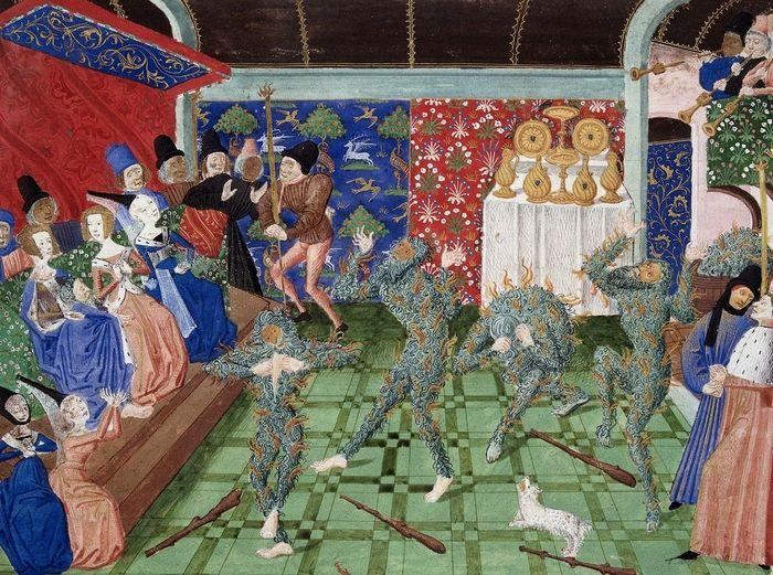Карл VI. Сумасшедший король на троне Франции. история, Интересное, познавательно, сумасшествие, Карл VI, история Франции, длиннопост