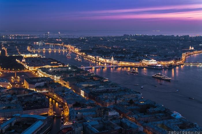 В нашу гавань заходили корабли... Станислав Забурдаев, День ВМФ, Парад, Нева, Исаакиевский собор, Квадрокоптер, Фотография