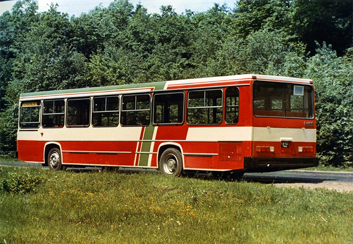 С 1985 и по сей день Лиаз, Лиаз-5256, Львов, Автобус, Длиннопост